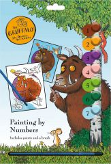 Gruffalo Paint By Numbers