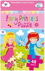 Fairy Princess Jigsaw Pack