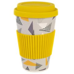 Cambridge Eco-Friendly Travel Mug 470ml - Retro Diamond
