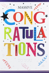 Congratulations - Special Occasions By Simon Elvin