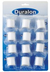 Duralon Sewing Thread White Carded