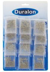 Duralon Dress Pins Carded