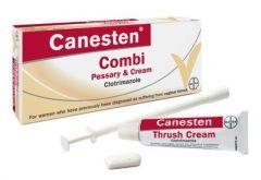 Canesten Combi Pessary & Cream 2% 10g