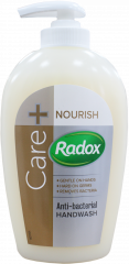 Radox Anti-Bacterial & Nourishing Handwash 250ml