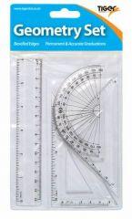 Geometry Set 4 Piece Hang Pack