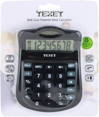 Calculator Desk Top Texet 8 Digit