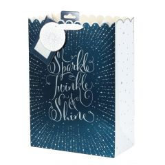 Gift Bag Large - Midnight Celebration