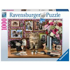 Wholesale My Cute Kitty 1000 Piece Jigsaw Puzzle