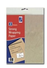 Office Style 2 Sheets Brown Paper & String Hang Pack