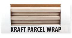 Paper Brown Roll 50cm X 8m CDU