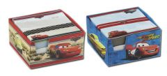 Memo Block Disney Cars