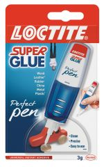 Loctite 3g Super Glue Perfect Pen Hang Pack