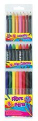 Colouring Set 24 Piece Hang Pack