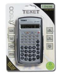 Calculator Texet Scientific FX1500