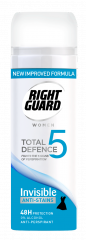 Right Guard Invisible For Women Mini Anti-Perspirant Deodorant 50ml