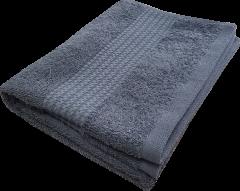 Wholesale Hand Towel Charcoal