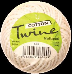 40m Cotton Twine Ball