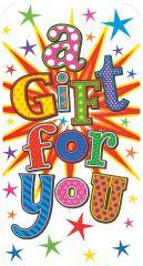 Money Wallet Open Gift