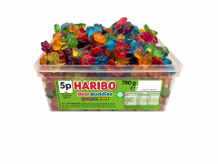 Haribo 5p Bear Buddies Sweet & Sour