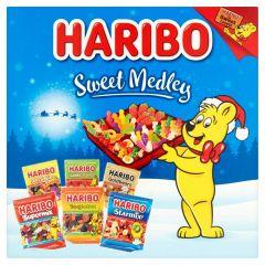 Haribo Sweet Medley Gift Box 540g