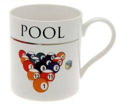 Sporting Pool Mug