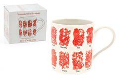 Educational Mug Chinese Symbols