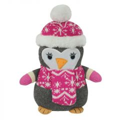 Aroma Home Knitted Cosy Friends - Penguin