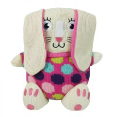 Aroma Home Knitted Cosy Friends - Rabbit