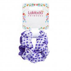 LaModa Purple Scrunchy PMP £1.49