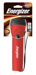 Energizer LED Value Red Torch 2xD (Not Inc.)