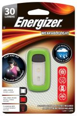 Energizer LED Wearable Clip Light 2xCR2032