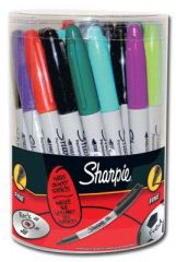 Sharpie Markers Assorted Tub