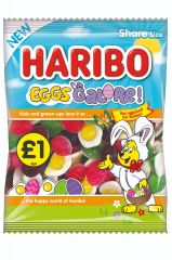 Wholesale Haribo Eggs Galore! £1 PMP 180g