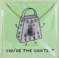For The Pun Of It - You're The Gratest Necklace