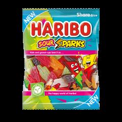 Haribo Sour Sparks 160g