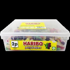 Haribo 2p Jelly Babies