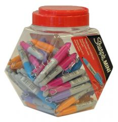 Sharpie Mini Markers Assorted Colours