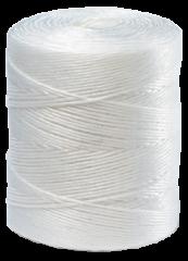 String White Polypropylene Twine 2.25kg Ball