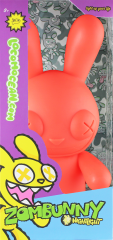 Locomocean Orange Zombunny Night Light
