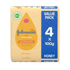 Johnson's Baby Soap 100g