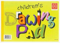 Childrens Drawing Pad 21cm x 29.8cm