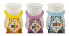 Airpure Colour Change Crystals Air Freshener Assorted Fragrances 300g