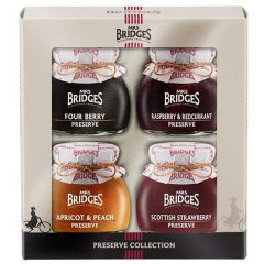 Mrs Bridges 4 Piece Gift Set Preserve Collection 452g
