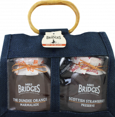 Mrs Bridges Twin Jar Gift Set Best of Bridges 680g