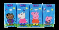 Peppa Pig Pocket Tissues 8pk