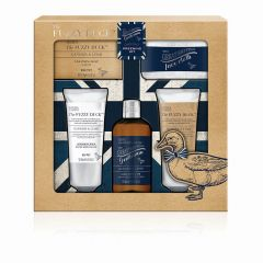 Baylis & Harding Fuzzy Duck Men's Ginger & Lime 5 Piece Set