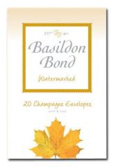 Basildon Bond Champagne Duke Envelopes 20's