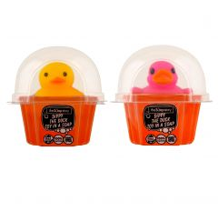 The Soap Story Dippy The Duck Toy in Soap 90g