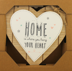 Love Life Plaque - Home