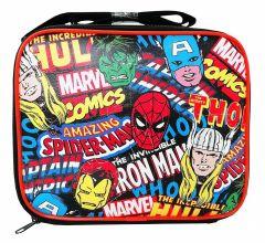 Marvel Comics Rectangular Lunch Box